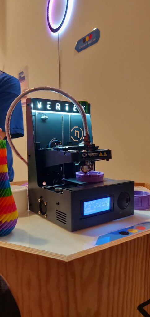 Petite imprimante 3d