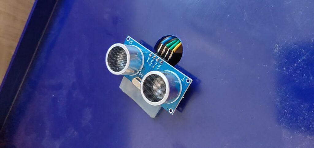 Capteur HC-SR04