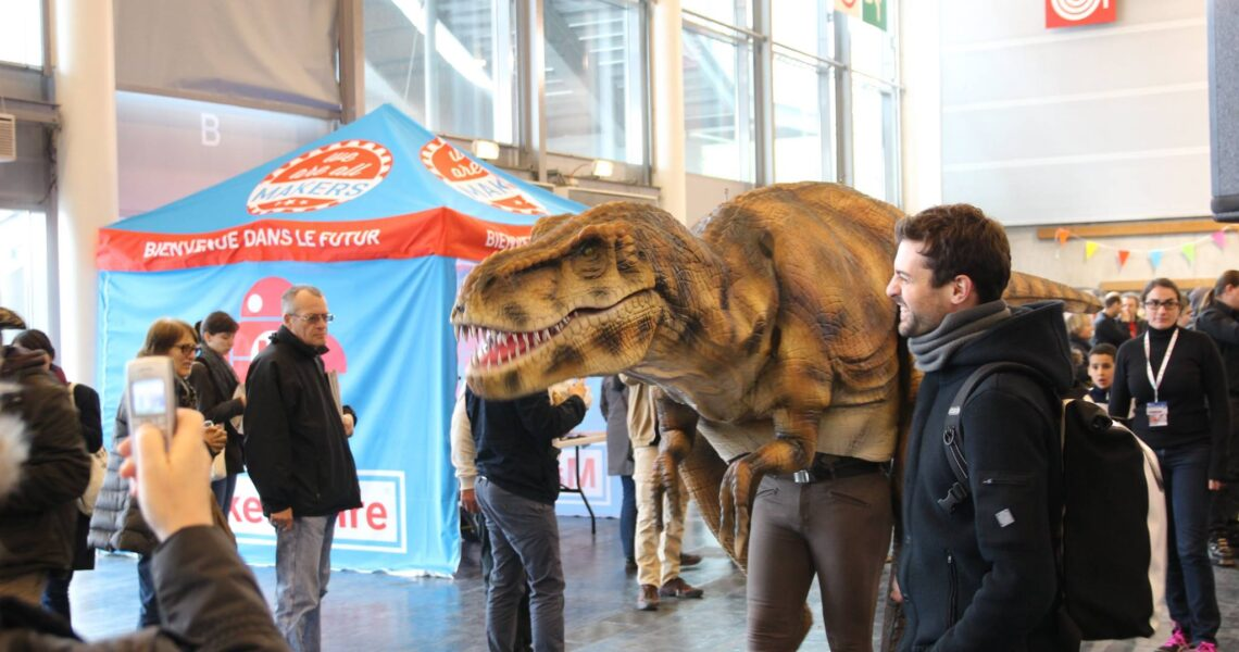 Stand Maker Faire