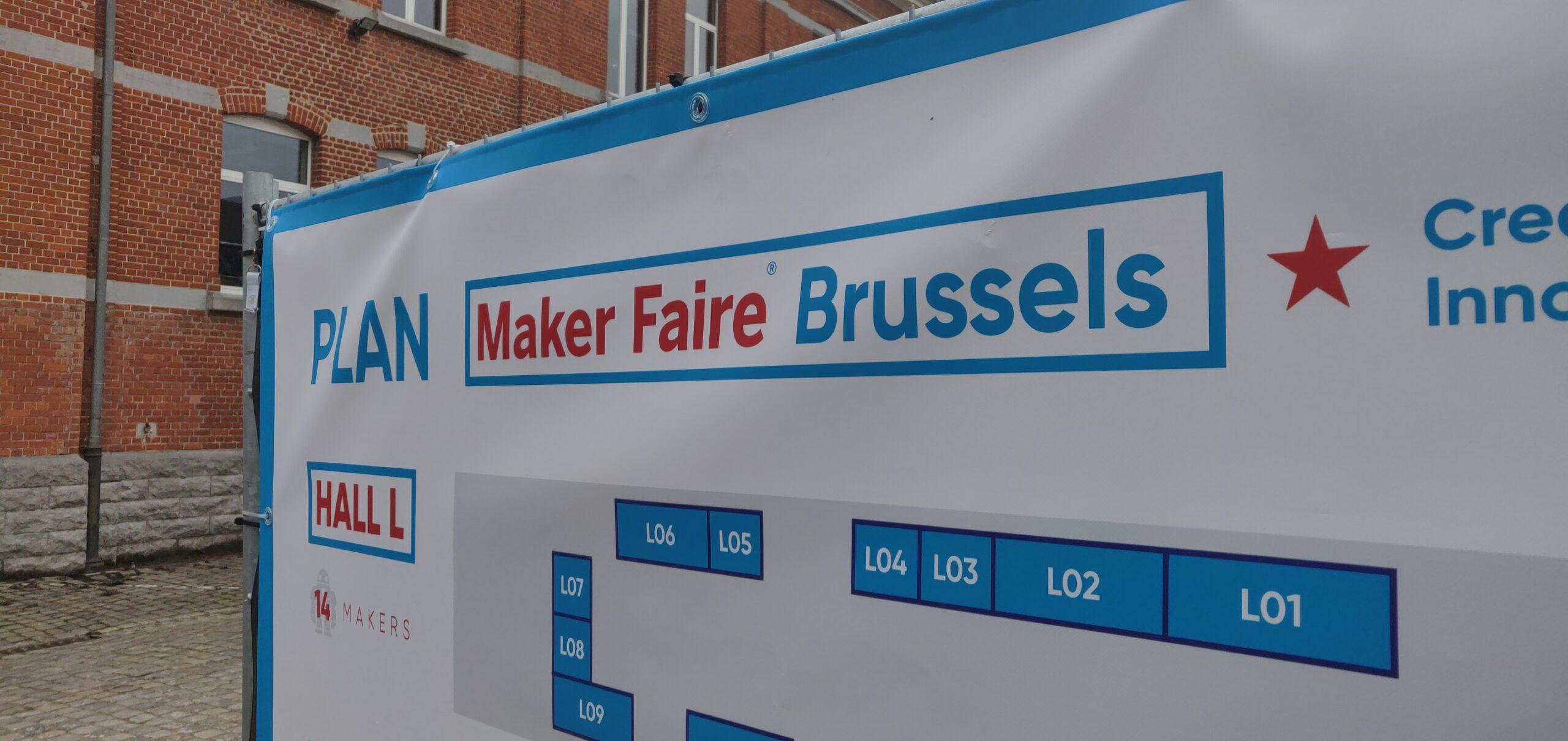 Maker Faire Bruxelles