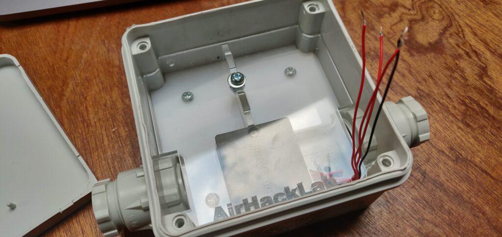 Boitier proto AirHackLab