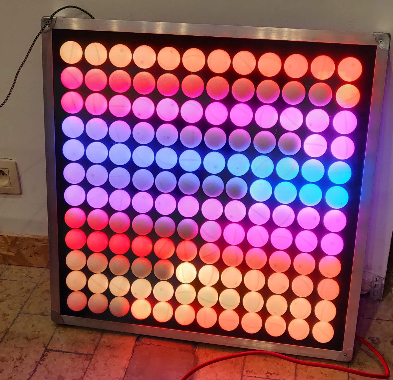 Ping-Pong Matrix