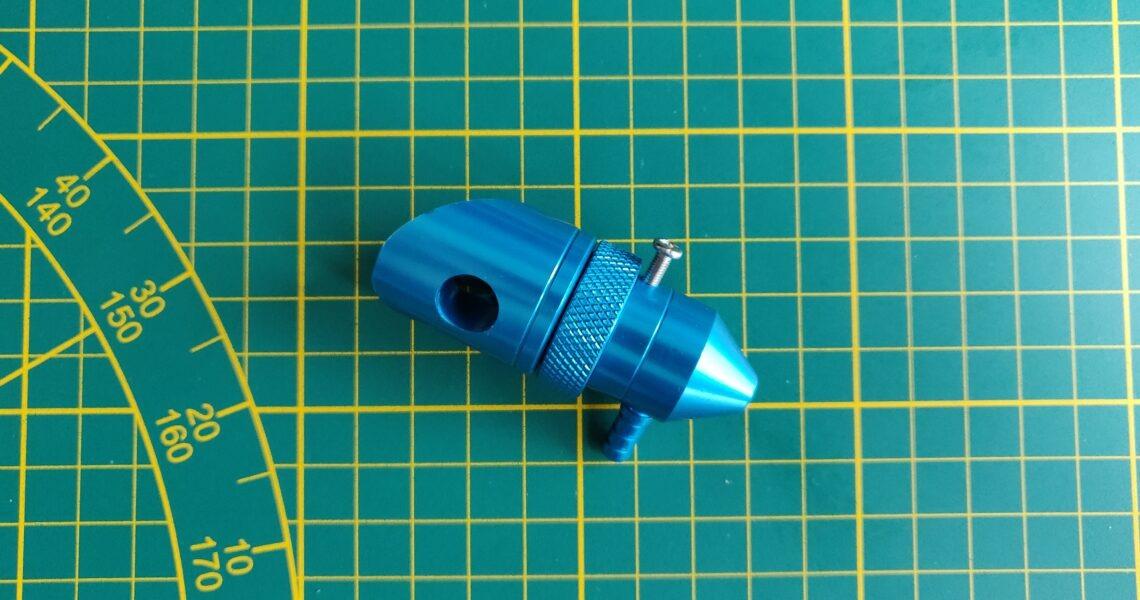 Photo tête découpe laser K40 Cloudray